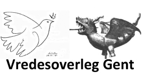 Vredesoverleg Gent-logoria